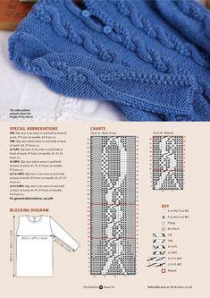 The Knitter №92 2015 - 轻描淡写 - 轻描淡写