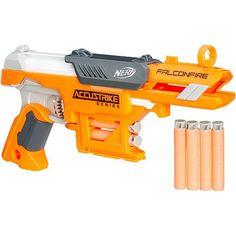Spielzeugblaster Hasbro 36033E35 Nerf N-Strike Elite XD Strongarm Spielzeug für draußen