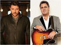 Chris Young Talks Working with Vince Gill on 'Sober Saturday Night'