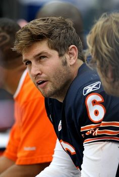 Jay Cutler - Da Bears! So disappointed you are back with Kristin...