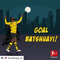 #Repost @bundesliga_en (@get_repost) ・・・ GOAL! @mbatshuayi scores the opener for @bvb09! That's how to make an impact!   #BATsman .⠀ .⠀ #BVB #BorussiaDortmund #Dortmund #immerwiederbvb #bvbarmy #Bundesliga #Football #Soccer #fussball #futbol #goals #lovefootball #thebeautifulgame #instasport #team #soccerislife #footy #skills #matchday #player #match #footballgame #ball
