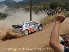 Acropolis WRC Rally of Gods 2012 Greece
