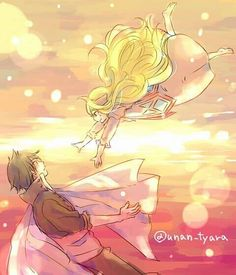 - Fairy Tail Zero  - Mavis x Zeref