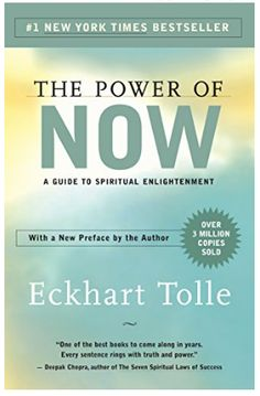 Power Of Now A Guide To Spiritual Enlightenment by Eckhart Tolle. our price Save Rs. Buy Power Of Now A Guide To Spiritual Enlightenment online, free home delivery. Eckhart Tolle, Good Books, Books To Read, My Books, Illumination Spirituelle, Books For Self Improvement, Now Quotes, Sucess Quotes, Life Changing Books