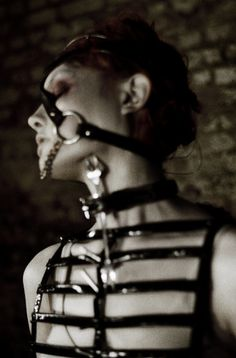 nicholas hayward / fashion editorial photoshoot / dungeon / medieval / pain vs pleasure / torture / punishment / heretic's fork