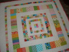 Quiltin' Like Crazy: Ruby's quilt