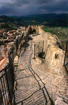 Sperlinga, Enna Sicily Italy