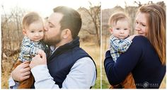Loveland Colorado Family Portraits at Devil's Backbone Open Space as winter turns to spring. - April O'Hare Photography http://www.apriloharephotography.com