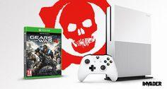 Win een Xbox One S met Gears of War 4