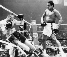 Chuck Wepner and Muhammed Ali The story who inspired Rocky