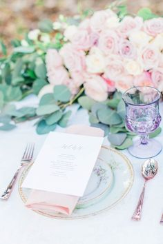Wedding Inspiration: Pink and Blue Wedding Styled Shoot at Proctor Hall, Camden | Palmetto State Weddings | Heather Proctor Photography | wedding venues in South Carolina