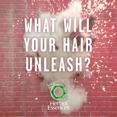 What will happen when you unleash your hair? Go here and see! www.herbalunleash.com