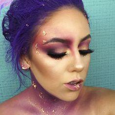makeup by @NATTYICEE