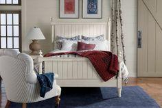 Ethan Allen | Vintage Bedroom