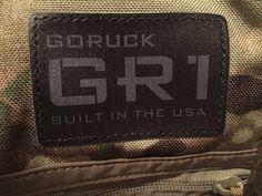 Gr1 Backpack
