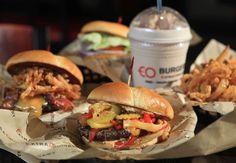 Burgers, Hamburger, Yummy Food, Ethnic Recipes, Hamburgers, Delicious Food, Loose Meat Sandwiches, Hamburger Patties, Good Food