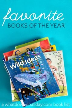Our family choices for best books of 2015. Part 1.