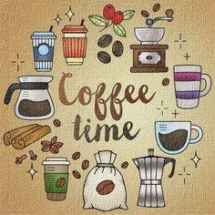 6 Outstanding Tricks: I Love Coffee Wallpaper coffee menu free. Coffee Talk, Coffee Is Life, I Love Coffee, Coffee Break, My Coffee, Coffee Drinks, Coffee Shop, Coffee Cups, Happy Coffee