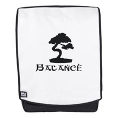 Japanese Bonsai Tree  Japan Tradition Culture Backpack - traditional gift idea diy unique