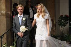 De bruiloft van Poppy Delevingne & James Cook