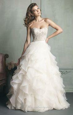 Allure 9110  Debra's Bridal Shop at the Avenues 9365 Philips Hwy Jacksonville, Fl 32256 904-519-9900
