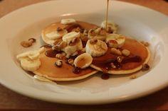 Pancake batter from scratch!