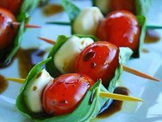 Cute appetizers