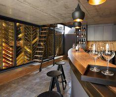 bar vin caveau caveau vin pinterest ch teaux et bar. Black Bedroom Furniture Sets. Home Design Ideas