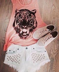 Teen summer fashion
