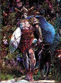 Pathways to Fantasy #1 by Barry Windsor-Smith