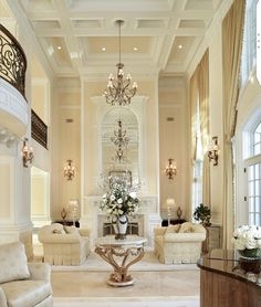 opulent living room luxury homes \ opulent living room , opulent living room luxury homes , opulent living room decor House Design, Home Living Room, Interior, Home, Elegant Homes, Luxury Living, Luxury Homes, House Interior, Interior Design