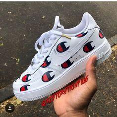 Nike air force one champion Custom Air Force 1 57627c2d09bd