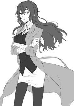 Dazai Osamu girl version