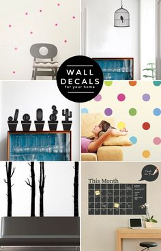 15 Best Wall Decals For Your Home