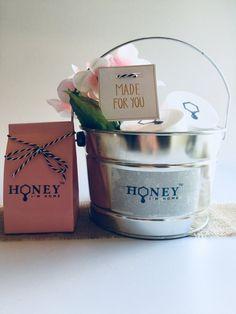 Honey Im Home Bath- Pack of 4 BODY BUTTERS Gift Set of Lavender, Chamomile, Orange and Grapefruit, Blood Orange