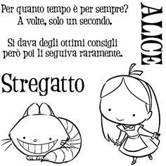 IMPRONTE D'AUTORE - STAMPING - NOVITA' - ULTIMI ARRIVI!!! - 1952-CLEM-A Stregatto