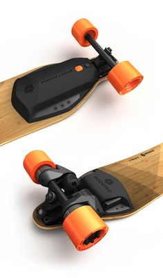 Boosted Boards Production Design on Behance
