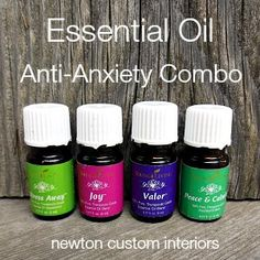 I've been talking to you a little bit about essential oils lately – about why I love essential oils, and how to use them. Today, I'm going to share with you my anti-anxiety essential oil combo. This is the start of a series of posts in which I'll share how I use each of the […]