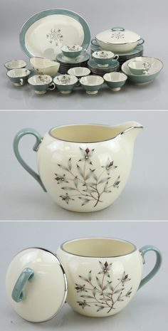 14e425d7459 This vintage china collection will be the toast of your next dinner party.  See this