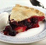 Low Glycemic Sugar Free Blackberry Apple Pie Serves: 8 Carbs Per Serving: 8.2 g ...