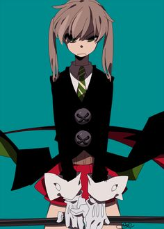 再会 Maka Albarn from Soul Eater Fanart, Anime Manga, Anime Art, Super Manga, Soul And Maka, Anime Soul, Card Captor, Gravity Falls, Steven Universe