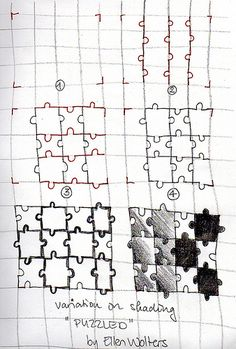 PUZZLED109 by Ellen Wolters NL, via Flickr