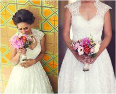 Country Wedding Flower Bouquet