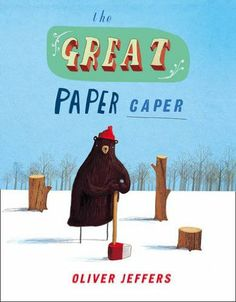 The Great Paper Caper (Book & CD): Amazon.es: Oliver Jeffers, Harry Enfield: Libros en idiomas extranjeros