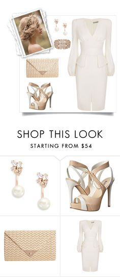 """Untitled #864"" by gallant81 ❤ liked on Polyvore featuring Kate Spade, GUESS, JNB, Alexander McQueen and Oasis"