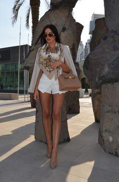 (Laura Badura - Fashion and Beauty) Classy Outfits, Chic Outfits, Beautiful Outfits, Summer Outfits, Fashion Outfits, Womens Fashion, Smart Attire, Smart Outfit, Laura Badura