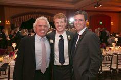 Joe Kennedy with his sons Joseph III and Matthew