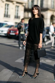 Style roundup from SS16 Paris Fashion Week day 5