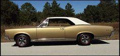 1967 Pontiac GTO Hardtop 400/335 HP, Automatic