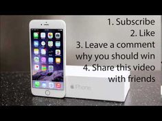 IPHONE 6S PLUS GIVEAWAY [OPEN] 2016